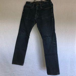 AMERICAN EAGLE Mens Medium Wash Slim Jeans